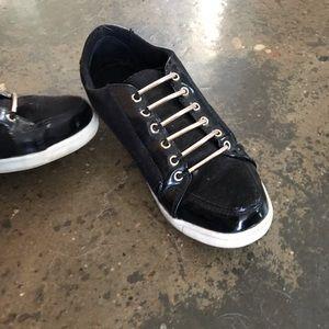 Black sneakers from Aldo